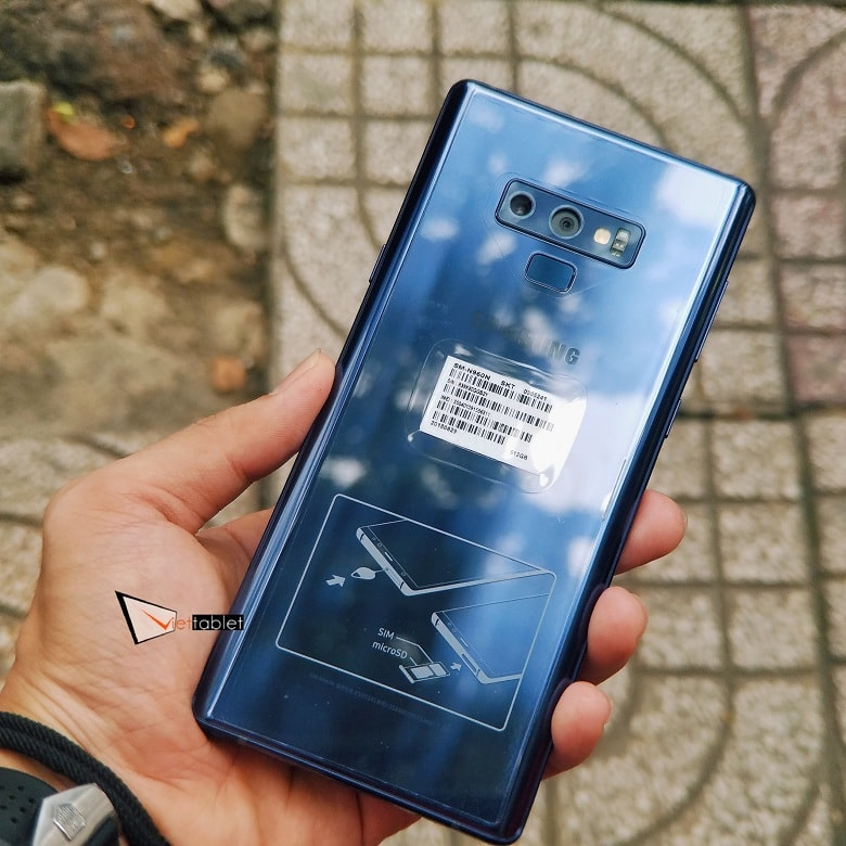 Thiết kế Galaxy Note 9 (8GB - 512GB)