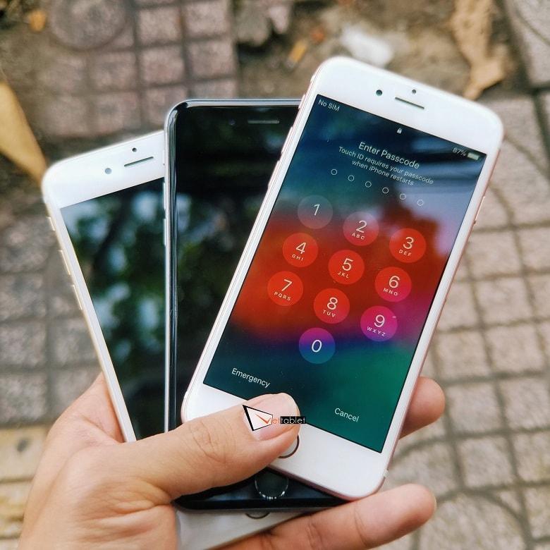 hiệu năng iPhone 6S 32GB Quốc Tế