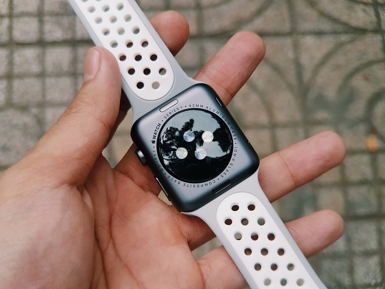 Mặt lưng Apple Watch S1 42mm Chưa Active