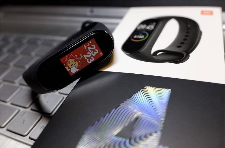 màn hình Xiaomi Mi Band 4