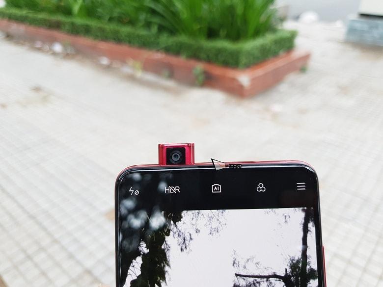 camera selfie của Redmi K20