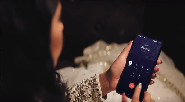 Màn hình hiển thị của OnePlus 7