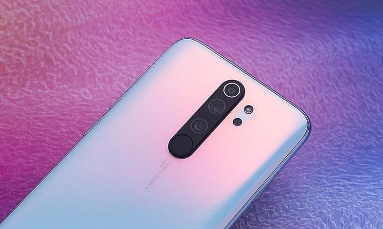 camera Xiaomi Redmi Note 8 Pro