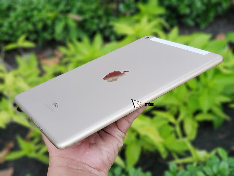 iPad 9.7 inch 32GB (2017) Gen 5 có kích thước mỏng và nhẹ