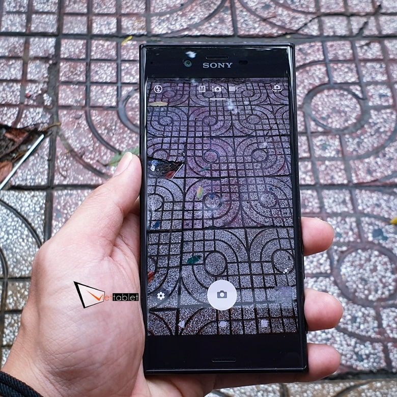 Camera của Sony Xperia XZ like new