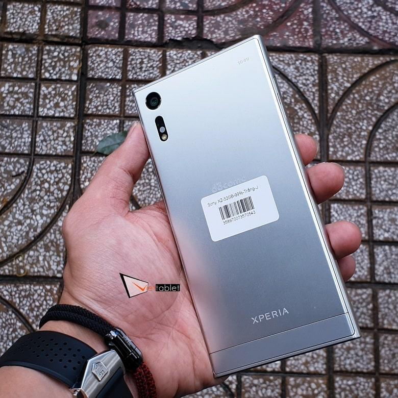 Thiết kế của Sony Xperia XZ giá rẻ
