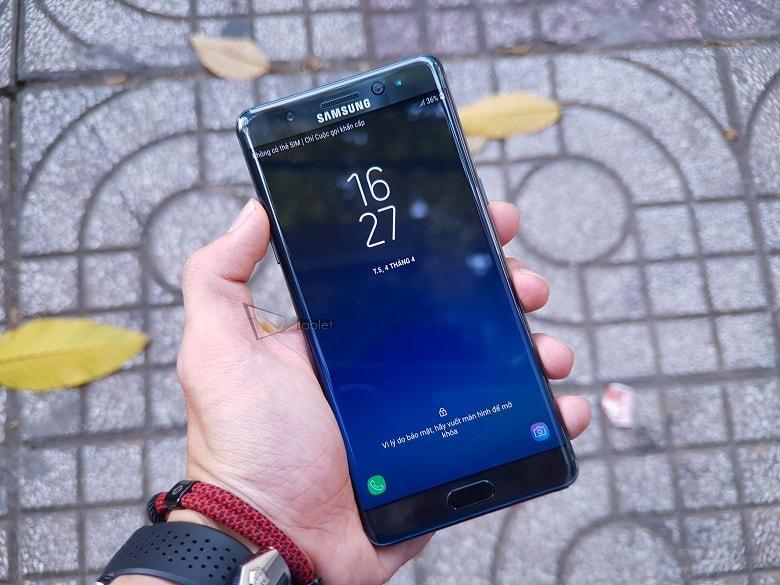 Màn hình Samsung Galaxy Note FE chính hãng