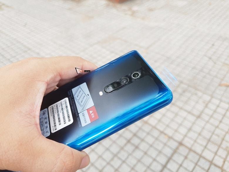 camera Xiaomi Redmi K20