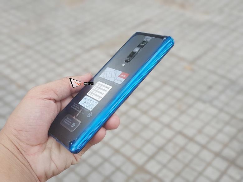 cạnh trái Xiaomi Redmi K20
