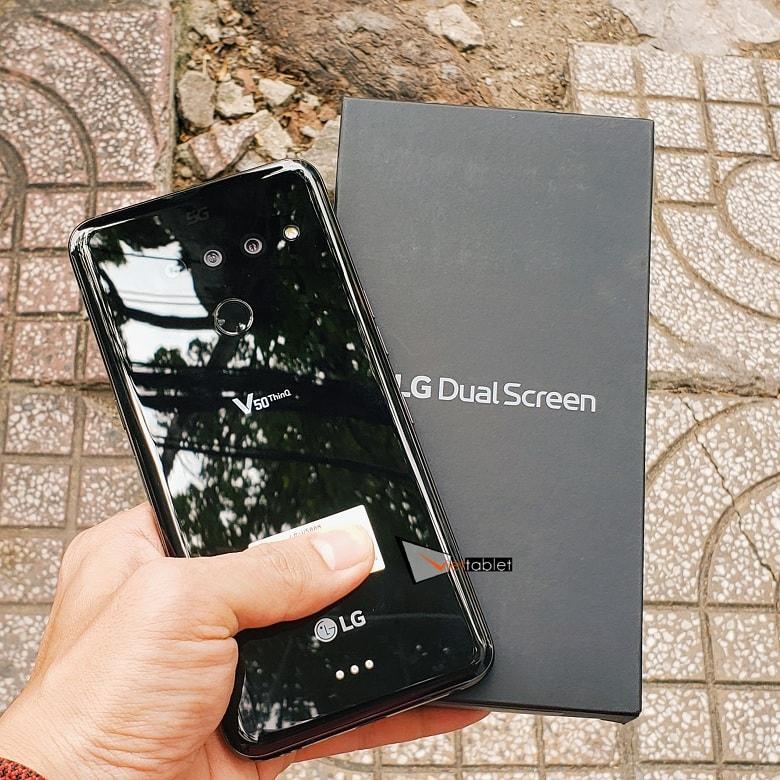 Màn hình phụ LG V50 ThinQ 5G chính hãng