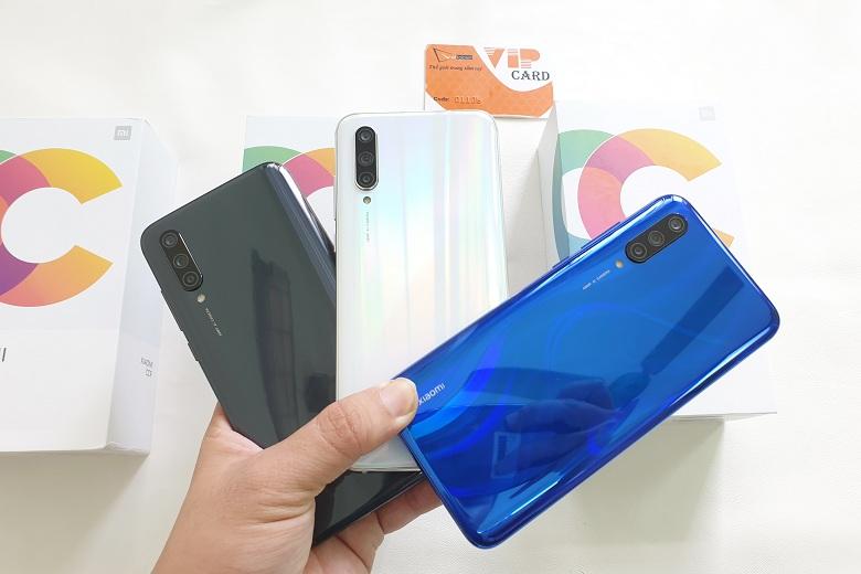 Mặt lưng Xiaomi CC9