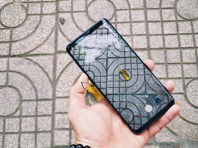 chụp ảnh của Samsung Galaxy S9 Plus 128GB (Công ty)