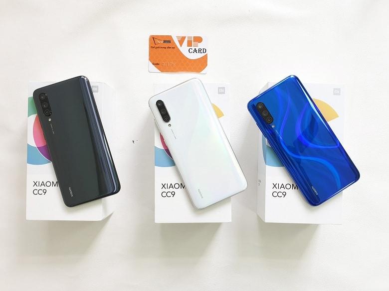Xiaomi Mi CC9 RAM 6GB - 128GB