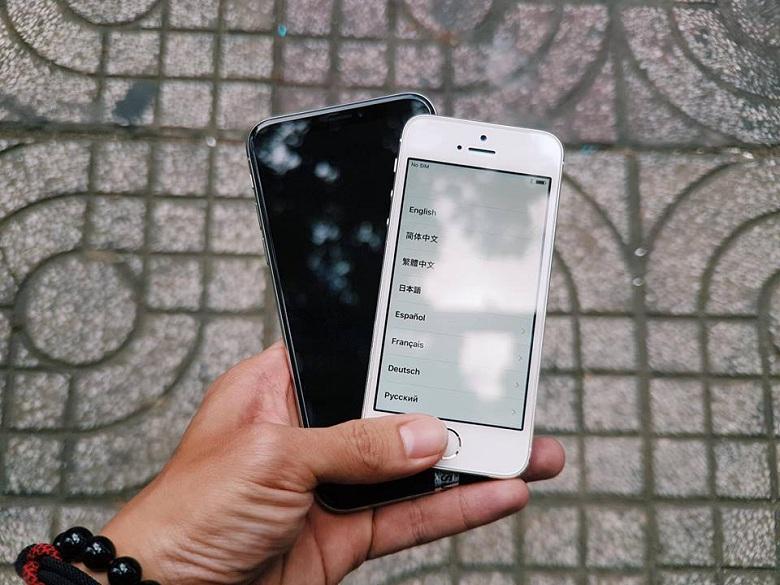 mat-truoc-iphone-5s-chua-active-vs-iphone-x-viettablet