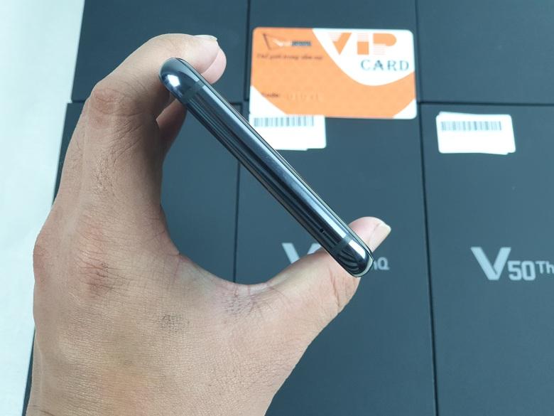 cạnh trên LG V50 ThinQ 5G