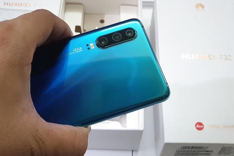 Huawei P30 Công Ty Fullbox tạo cơn SỐ