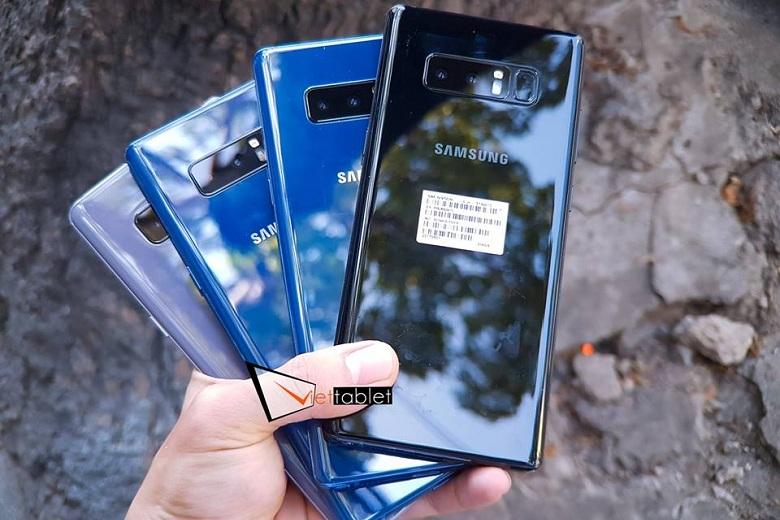 Samsung Galaxy Note 8 xách tay Hàn đang có mặt tại Viettablet với mức giá cực kỳ tốt