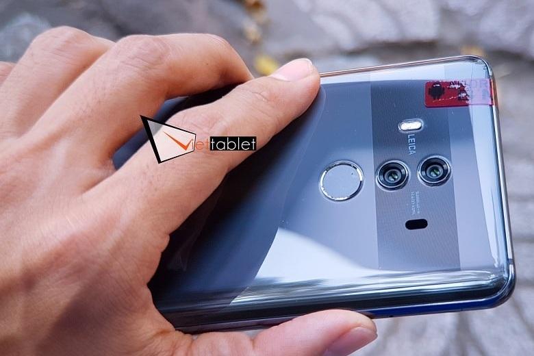Hình ảnh camera của Huawei Mate 10 Pro