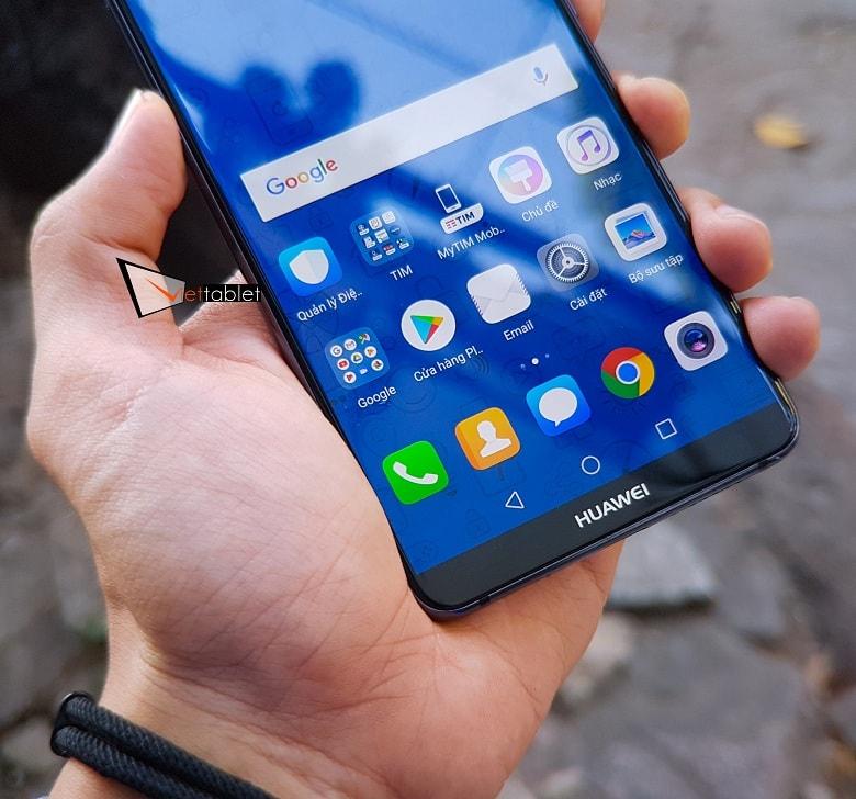 Hình ảnh hiển thị của Huawei Mate 10 Pro