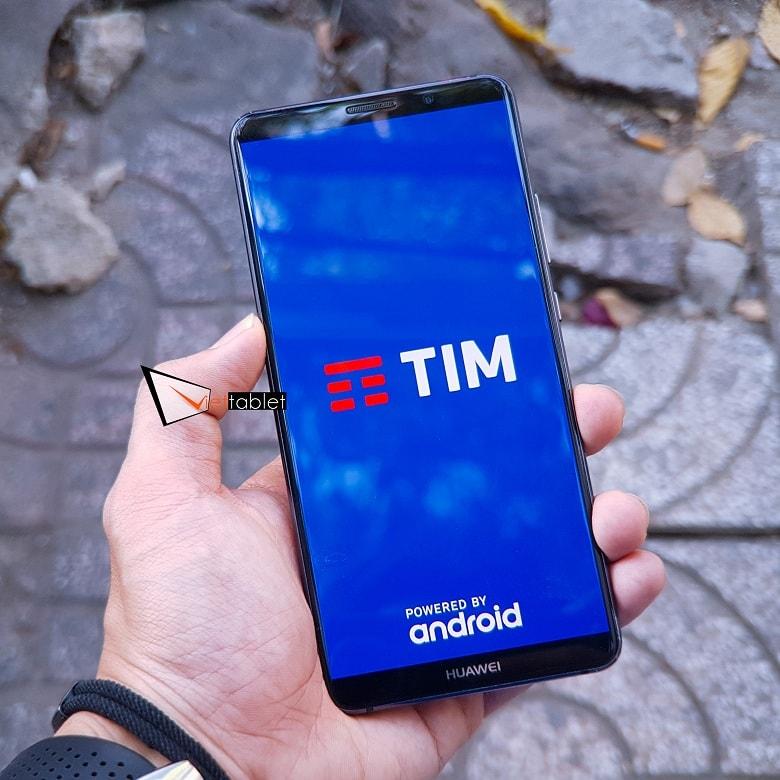hình ảnh khởi động Huawei Mate 10 Pro