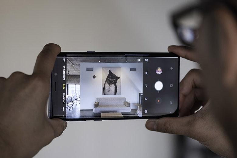 camera Samsung Galaxy Note 9
