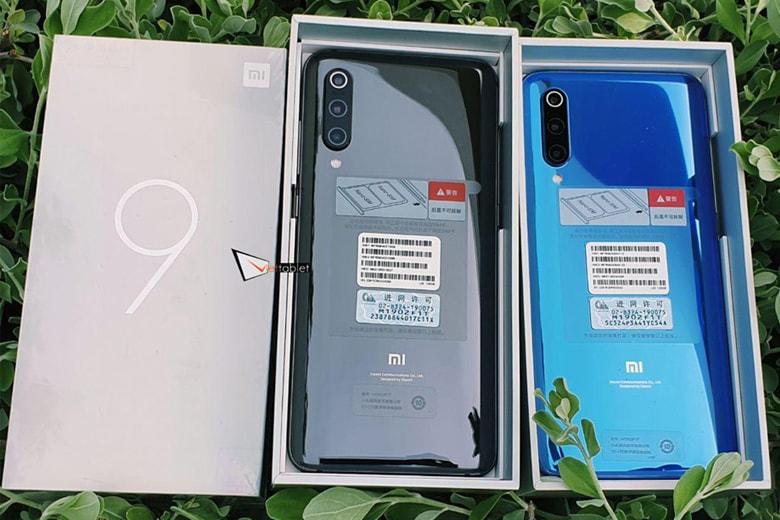 Bộ đôi flagship Xiaomi chip Rồng Snapdragon 855