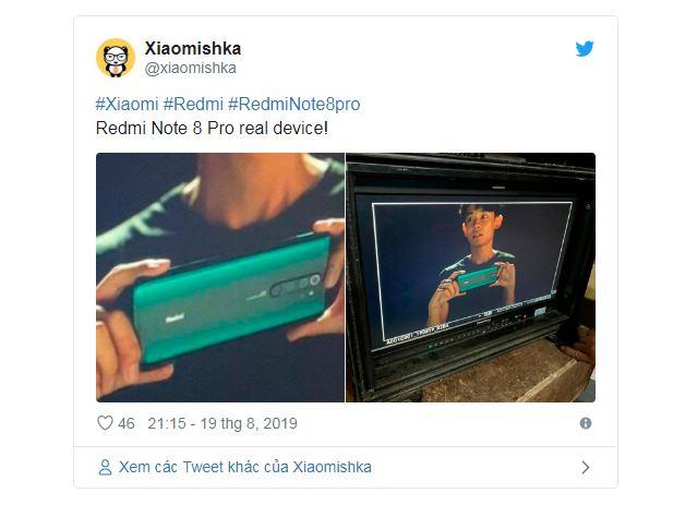Redmi Note 8 Pro giá rẻ