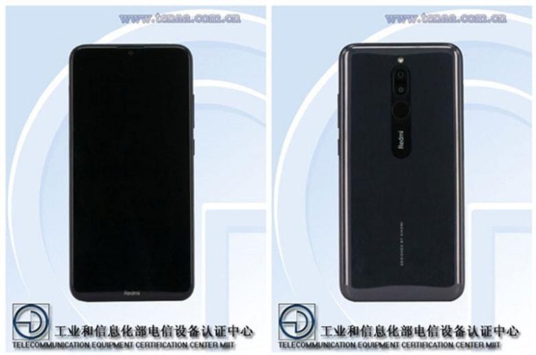 Redmi Note 8 trên TENAA