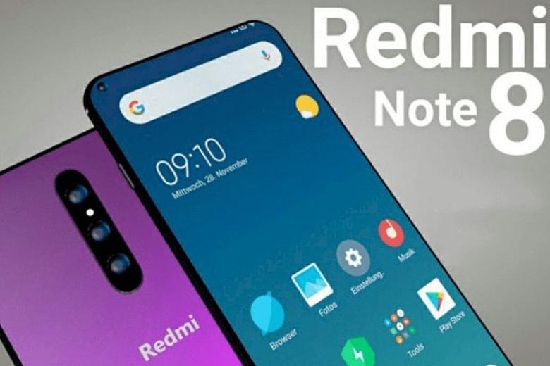 Xiaomi Redmi Note 8 tiếp tục lộ ảnh thực tế