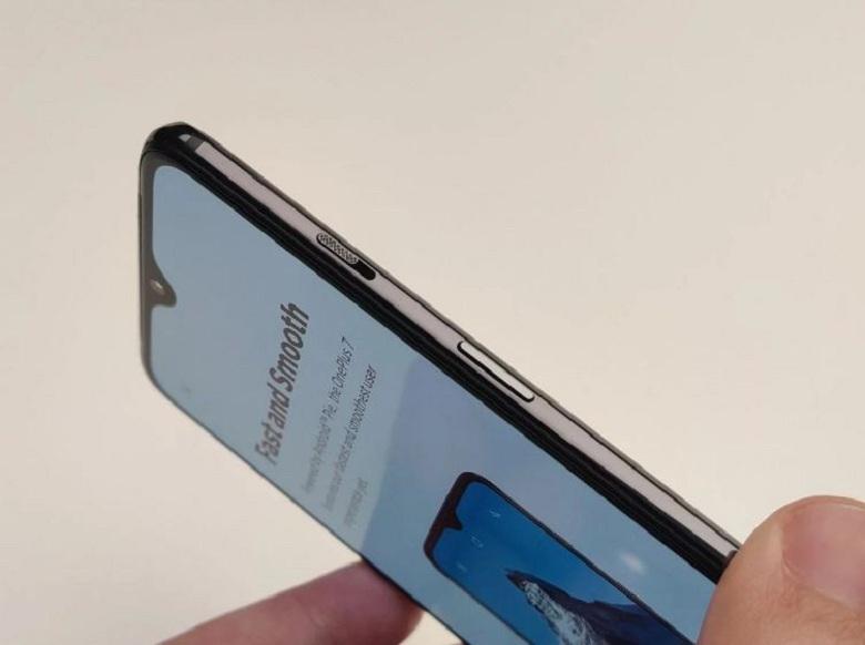 kích thước OnePlus 7