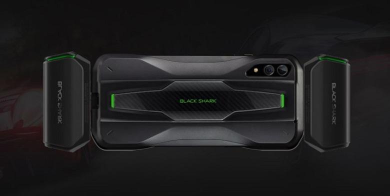 thiết kế Black Shark 2 Pro Kit