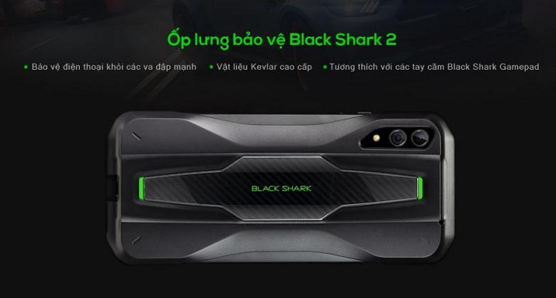 ốp bảo vệ Black Shark 2 Pro Kit