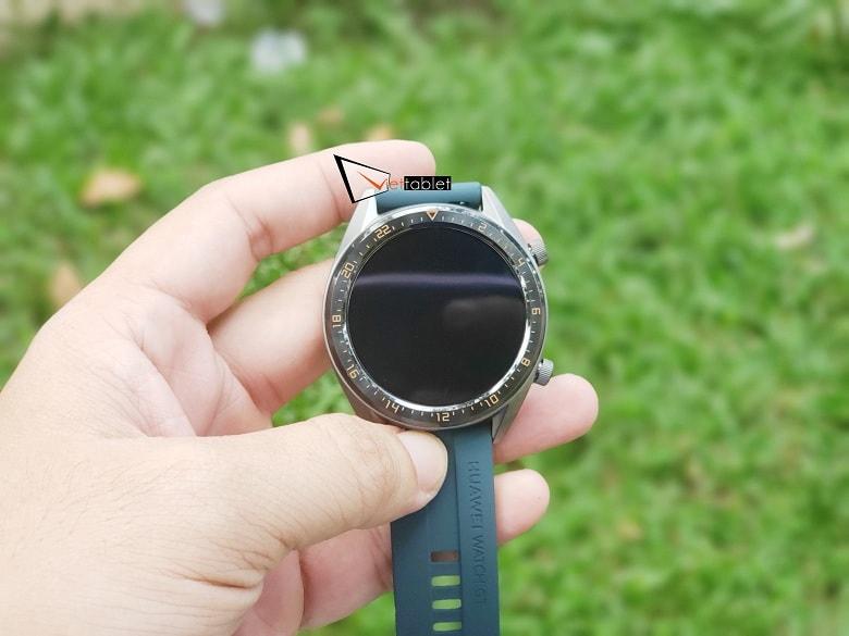 thiết kế của Huawei Watch GT
