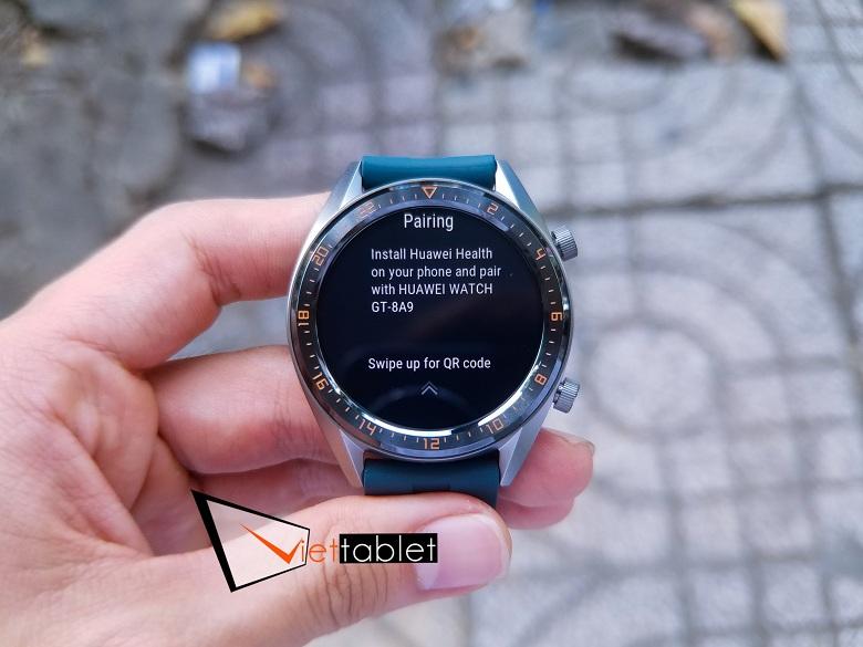 cài đặt Huawei Watch GT