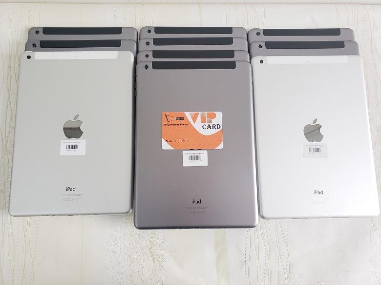 số lượng iPad Air 4G like new tại viettablet