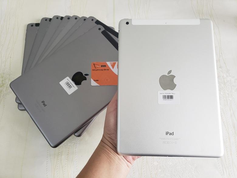Trên tay iPad Air 4G giá rẻ