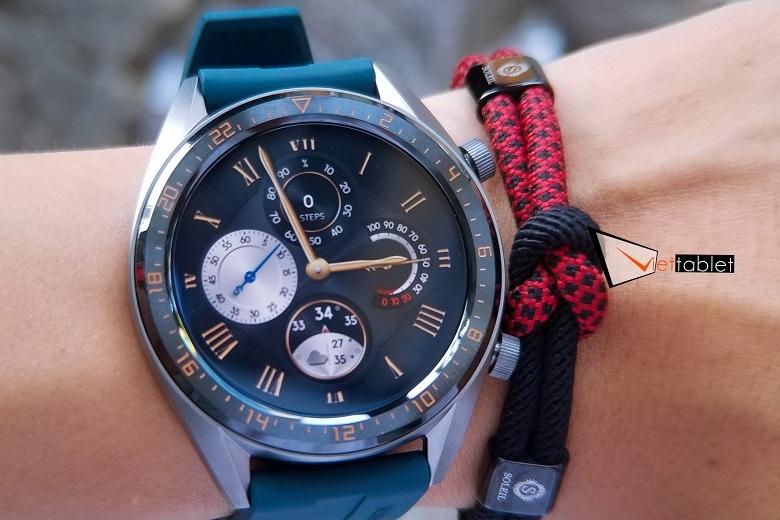 Trên tay và đánh giá nhanh Huawei Watch GT