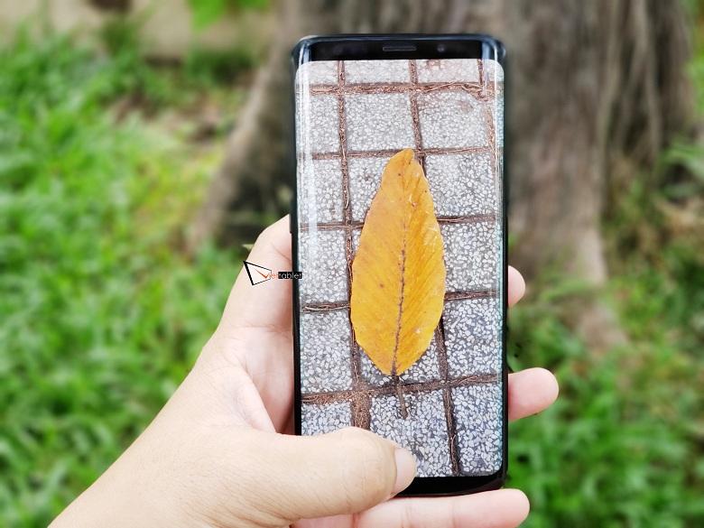 Chụp ảnh Samsung Galaxy S9 2 SIM cũ