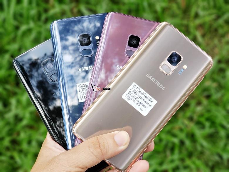 Samsung Galaxy S9 64GB Cũ Like New 99% 2 SIM