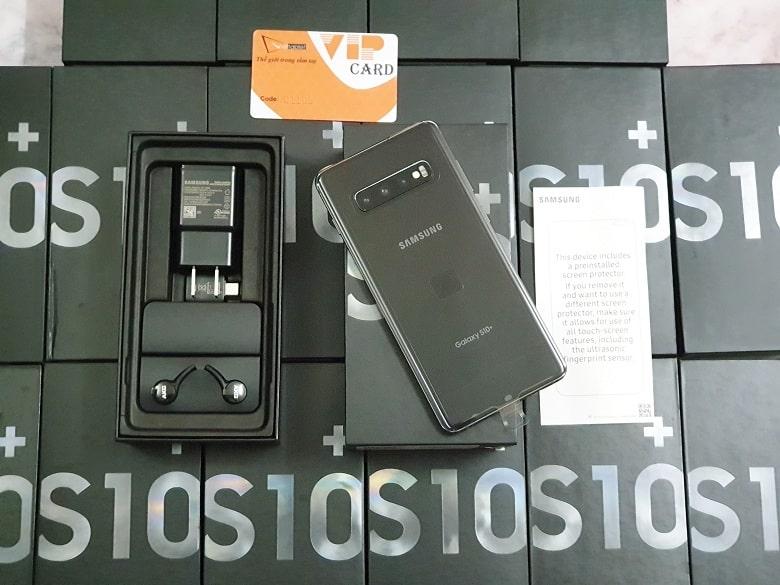 Đặt mua Galaxy S10 Plus Mỹ