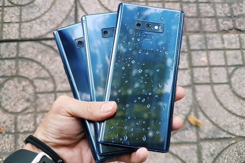 Samsung Galaxy Note 9 2 SIM giảm giá Cực SỐC