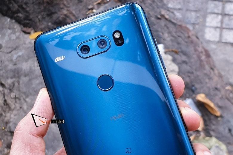 Hình ảnh LG V30 Plus tại Viettablet