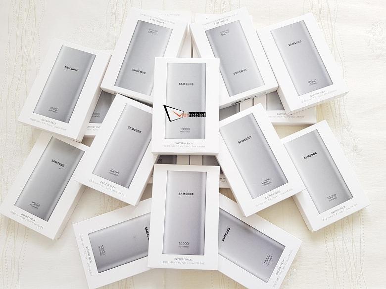 Pin sạc dự phòng Samsung 10.000 mAh Type-C đang có mặt tại Viettablet với số lượng lớn