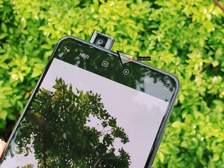 camera của Xiaomi Redmi K20 Pro
