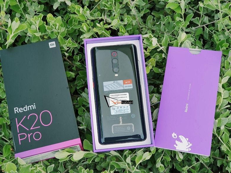 Xiaomi Redmi K20 Pro fullbox