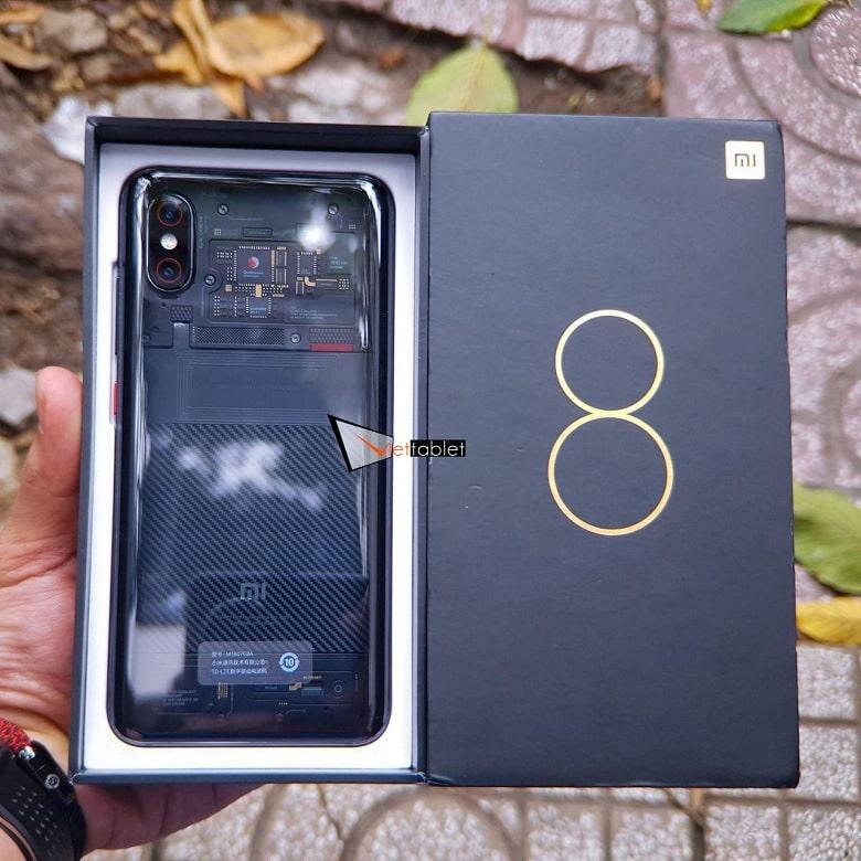 Xiaomi Mi 8 Pro Mới Fullbox