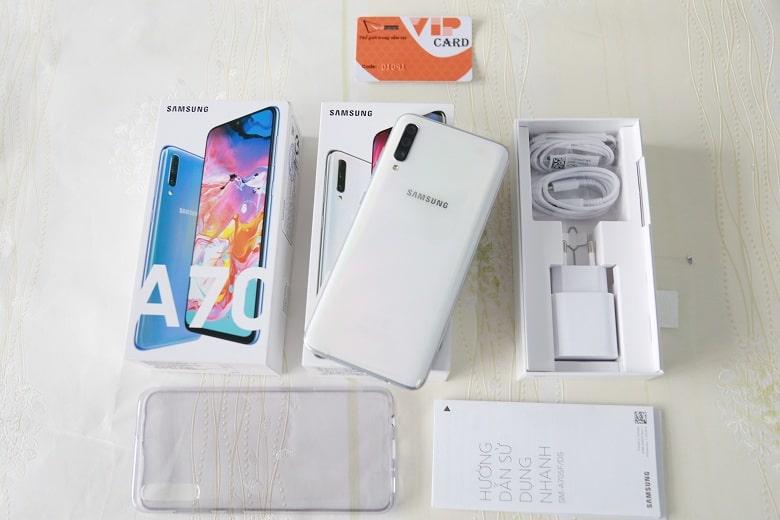 phụ kiện của Samsung Galaxy A70