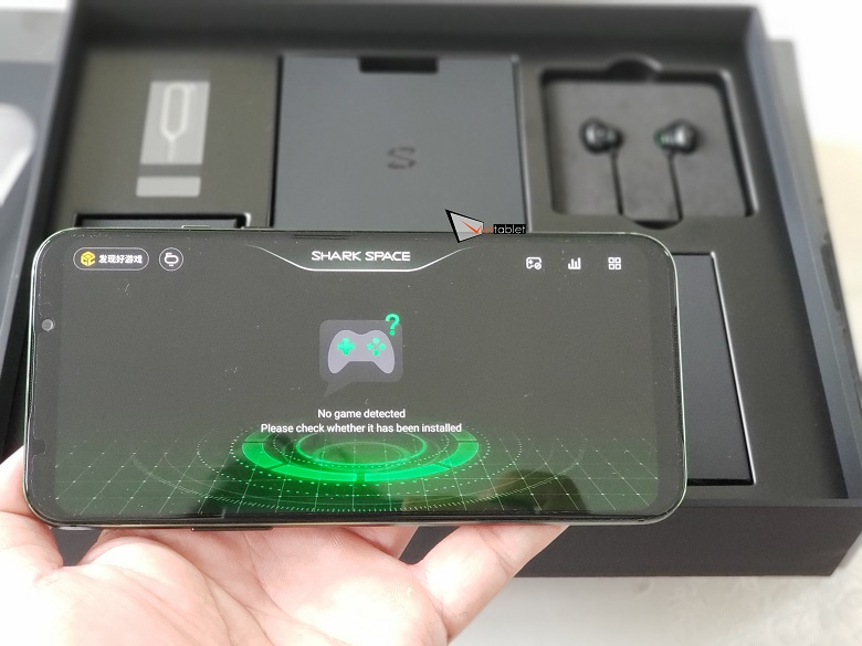 game mode trên Xiaomi Black Shark 2 Pro