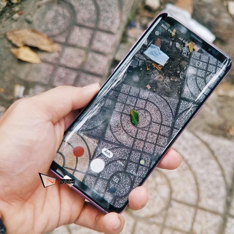 Camera của Samsung Galaxy S9 2 SIM
