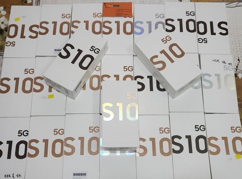 Số lượng Samsung Galaxy S10 5G Hàn Quốc